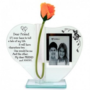Buy Home Decor - Photo Frame For Friend in Kuwait