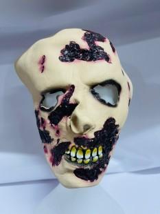 Horrible Scar Mask in Kuwait