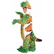 Iguana Costume 4-6 in Kuwait