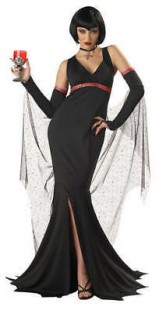 Immortal Seductress Gothic Vampire - L in Kuwait