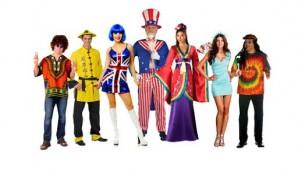 International Themes Costumes in Kuwait
