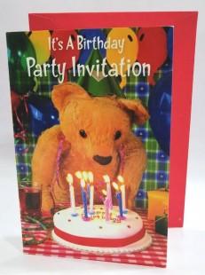 Invitation Card - Inv 04007 in Kuwait