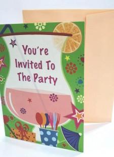 Invitation Cards - Inv 00010 in Kuwait
