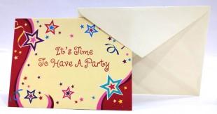 Invitation Cards - Inv 00013 in Kuwait