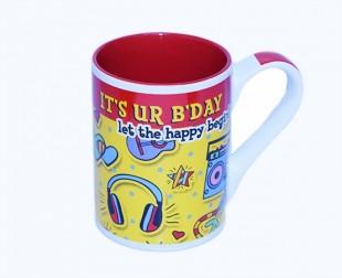 Buy It Is Your Birthday Mug in Kuwait