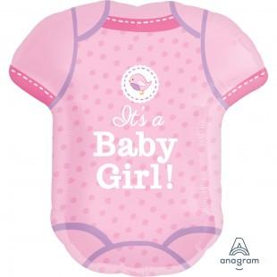 Buy It's A Baby Girl T-shirt in Kuwait