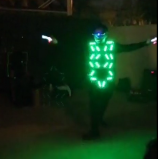 Led Show Show in Kuwait