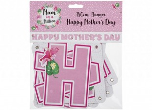Buy Letter Banner - Happy Mother's Day in Kuwait