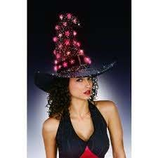 Light Up Witch Hat in Kuwait