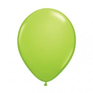 Lime Green Balloon in Kuwait
