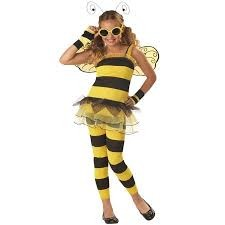Little Honey Bee Child Costume 6-8 in Kuwait
