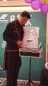 Magic Board Show in Kuwait