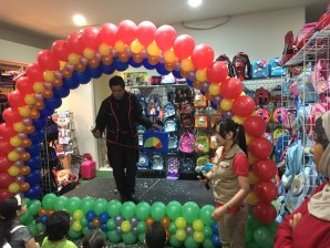 Magic show in Kuwait