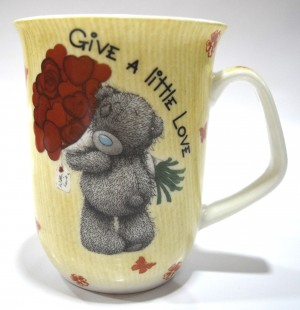 Buy Me To You Mug - Give A Little Love in Kuwait