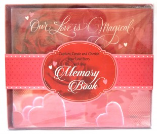 Buy Memory Book - Love in Kuwait