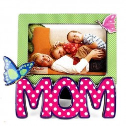 Buy Mom Butterfly Photo Frame in Kuwait