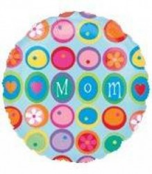 Buy Mom Foil Balloon 153072 in Kuwait