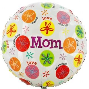 Buy Mom Foil Balloon 153089 in Kuwait