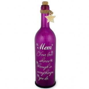 Buy Mom Love Led Bottle in Kuwait