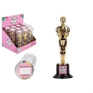 Buy Mum In A Million Trophy In Pvc Tube in Kuwait