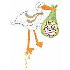 Buy New Baby Stork Shape 219785 in Kuwait