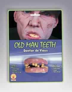Old Man Teeth in Kuwait