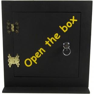 Open The Box in Kuwait