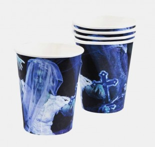 Paper Cups Zombie 6's in Kuwait