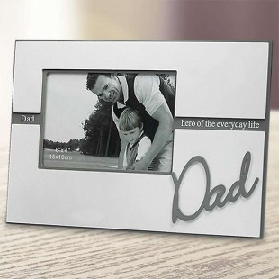 Photo Frame - Dad Hero Of The Everyday Life in Kuwait