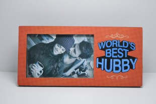 Buy Photo Frame - World's Best Hubby in Kuwait