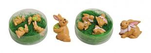 Rabbit Set Table Deko Poly in Kuwait