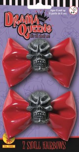 Red Bows With Skull in Kuwait