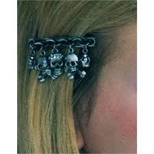 Skull Hair Clip in Kuwait