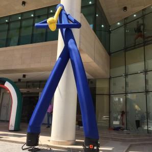 Sky dancers rental in Kuwait