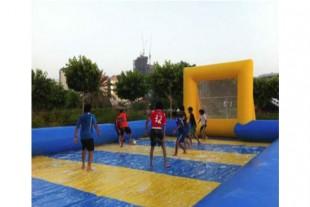 Soap Football in Kuwait