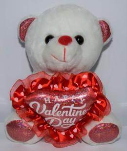 Buy Soft Toy Happy Valentine's Day 15 Cm in Kuwait