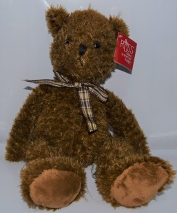 Buy Soft Toy Russ Bear With Magnet in Kuwait