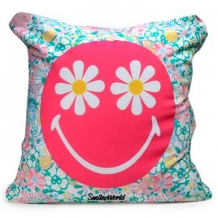Buy Soft Toy Smiley Square in Kuwait