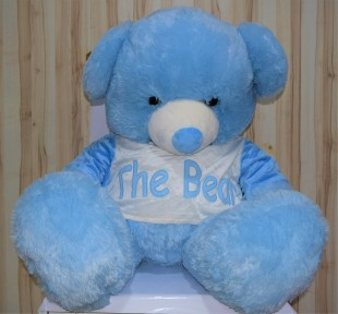 Buy Soft Toy The Bear Blue 1.2 M in Kuwait