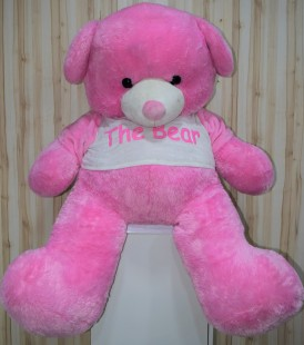 Buy Soft Toy The Bear Pink 1.8 M in Kuwait
