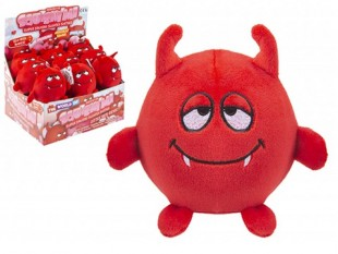 Buy Squishimi Plush Scented Ball Red Devil in Kuwait