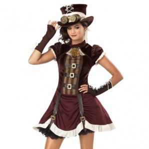 Steampunk Party Theme Costumes in Kuwait