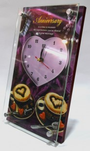 Buy Table Clock - An Anniversary in Kuwait