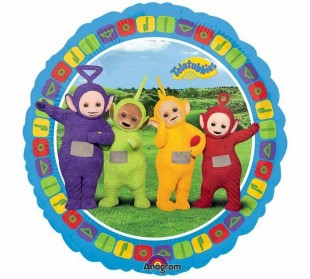 Teletubbies Shaped Balloon Birthday Party Supplies Decorations in Kuwait