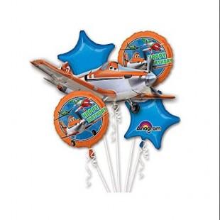 The Plane Balloon Bouquet in Kuwait