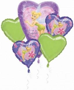 Tinker Bell Balloon Bouquet in Kuwait