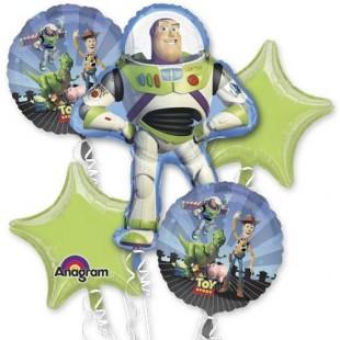 Toy Story Balloon Bouquet in Kuwait