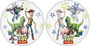 Toy Story See Thru Balloon in Kuwait