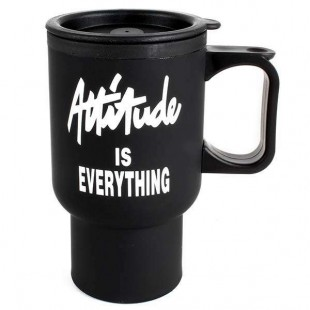 Buy Travel Sipper - Attitude Is Everything in Kuwait