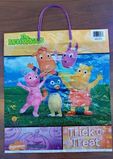 Trick Or Treat Bag - The Backyardigans in Kuwait